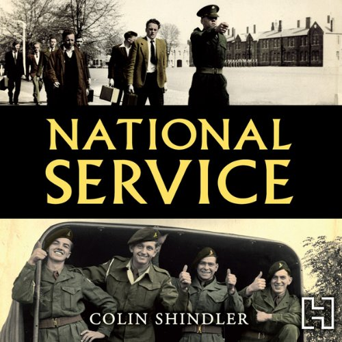 National Service audiobook cover art