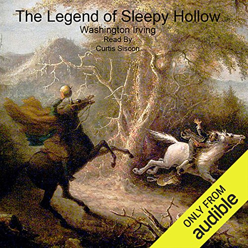 The Legend of Sleepy Hollow                   By:                                                                                                                                 Washington Irving                               Narrated by:                                                                                                                                 Curtis Sisco                      Length: 1 hr and 9 mins     1 rating     Overall 5.0