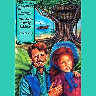 Swiss Family Robinson cover art
