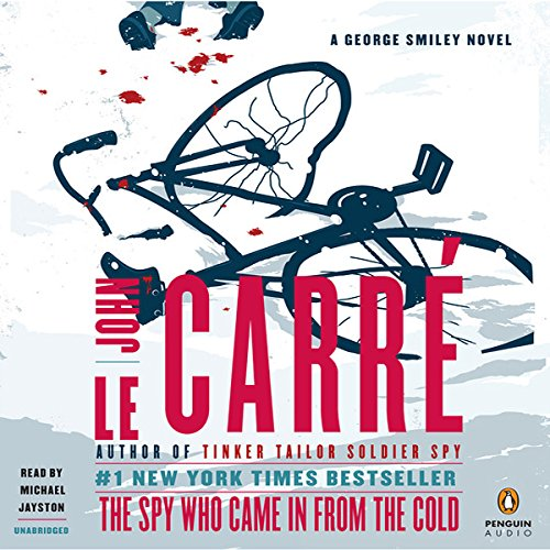 The Spy Who Came in from the Cold audiobook cover art