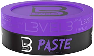 Level 3 Paste - Long-Lasting Hold - Improves Strength and Volume of Hair L3 - Protects Against Hair Damage - Level Three M...