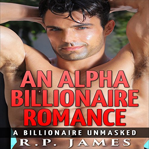 A Billionaire Unmasked audiobook cover art