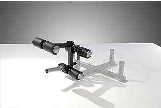 Powertec Fitness Workbench Leg Lift Accessory, Black