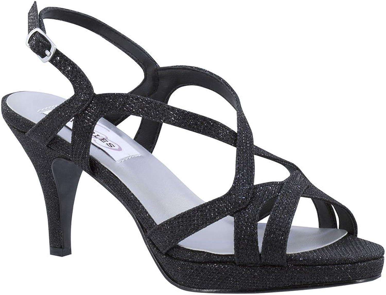 Dyeables Women's Chloe Platform Sandal