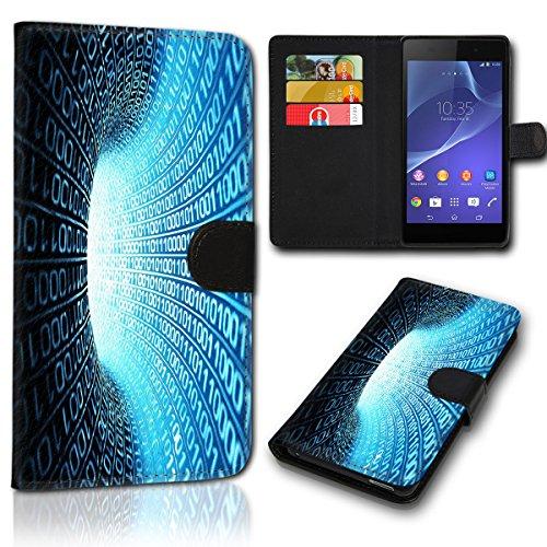 sw-mobile-shop Book Style Wiko Sunny 2 Plus Tasche Flip Brieftasche Handy Hülle Kartenfächer für Wiko Sunny 2 Plus - Design Flip SVH1211