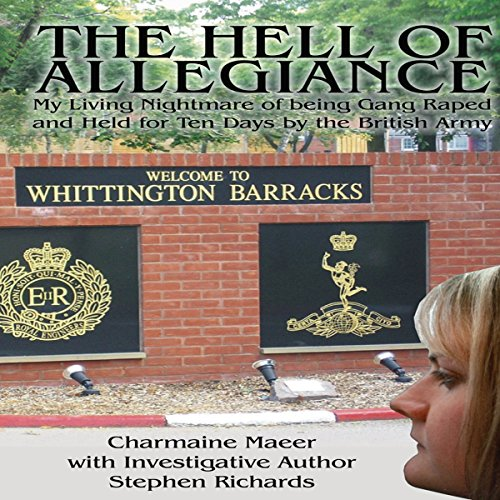 The Hell of Allegiance  By  cover art