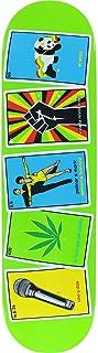 Enjoi Skateboards Samarria Brevard La Loteria II Skateboard Deck Resin-7-8