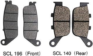 Domilay/Couvercle de Radiateur DHuile pour Radiateur Garde Moto pour Honda CB500X 2013-2018 CB500F 2013-2015 CB400F//X 2013-2015 Protecteur de Bouclier Thermique