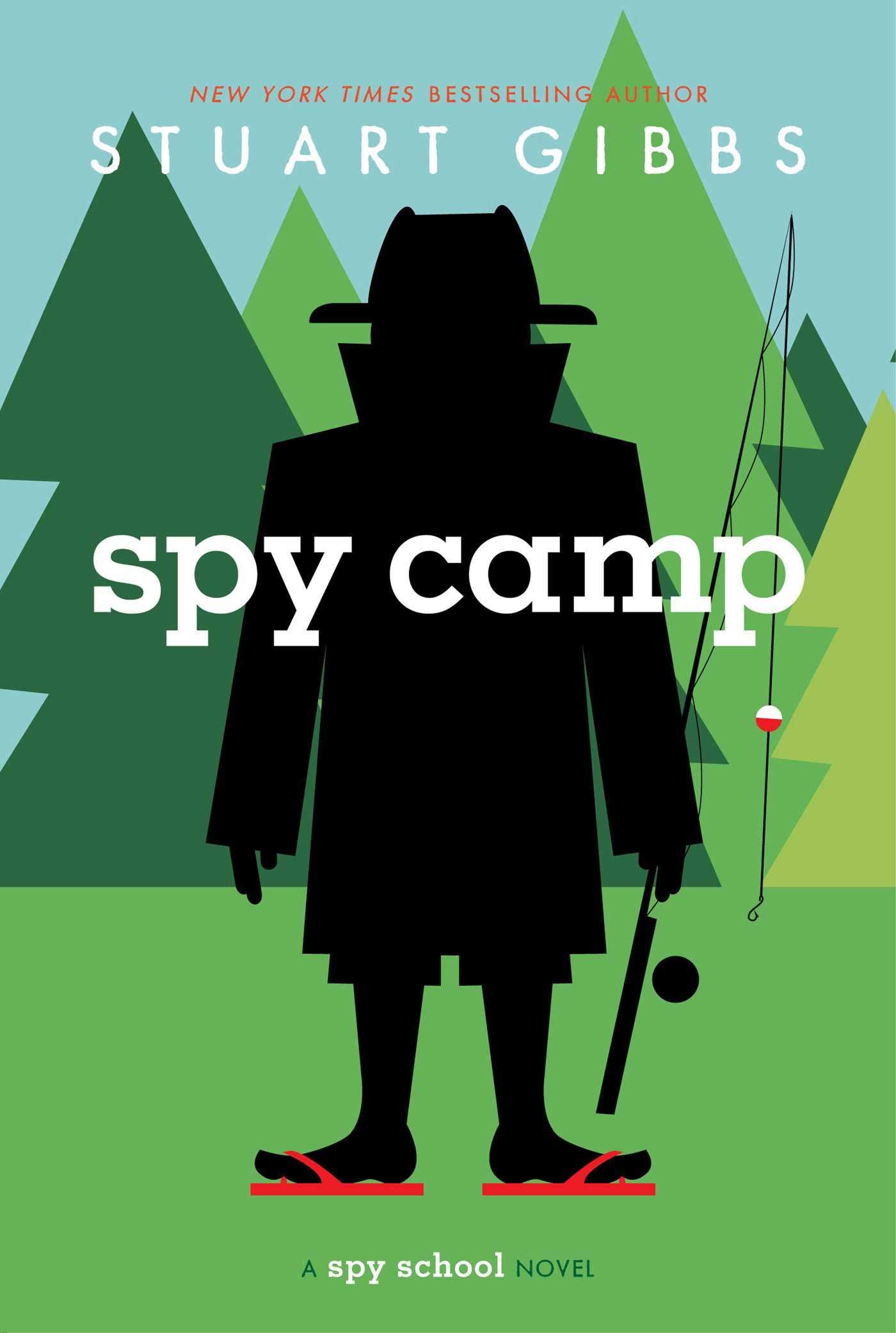 Spy Camp (Spy School Book 2)