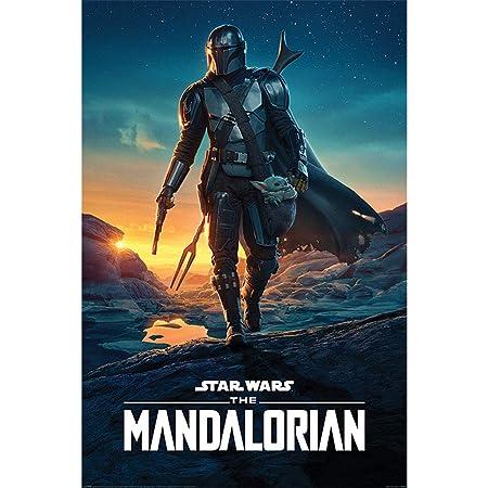 THE MANDALORIAN スターウォーズ - Nightfall/ポスター 【公式/オフィシャル】
