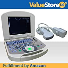 Portable Ultrasound Scanner Veterinary Pregnancy US-96 with 3.5 MHz Convex Probe for Sheep, Cat, Dog and Pig.