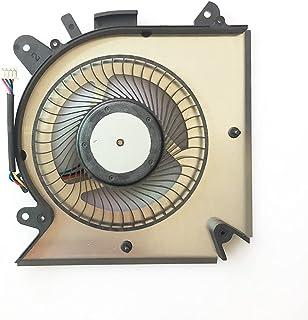 CPU Cooling Fan Intended for MSI GF65 Thin 9SD 9SE 9SX 10SX 9SEXR 10SDR 10SER Series Fan PABD08008SH N413 (CPU Fan)