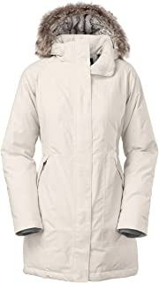 The North Face Arctic Down Parka - Womens Vaporous Grey, XS