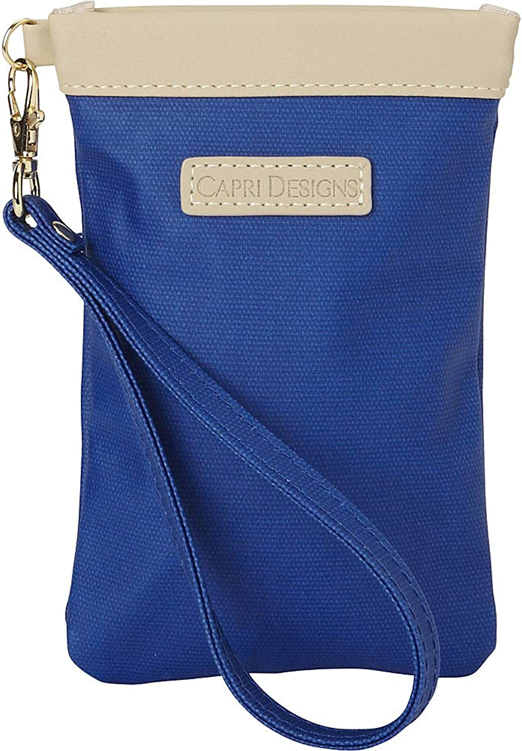Capri Designs Eyeglass Carryall Case With Wristlet