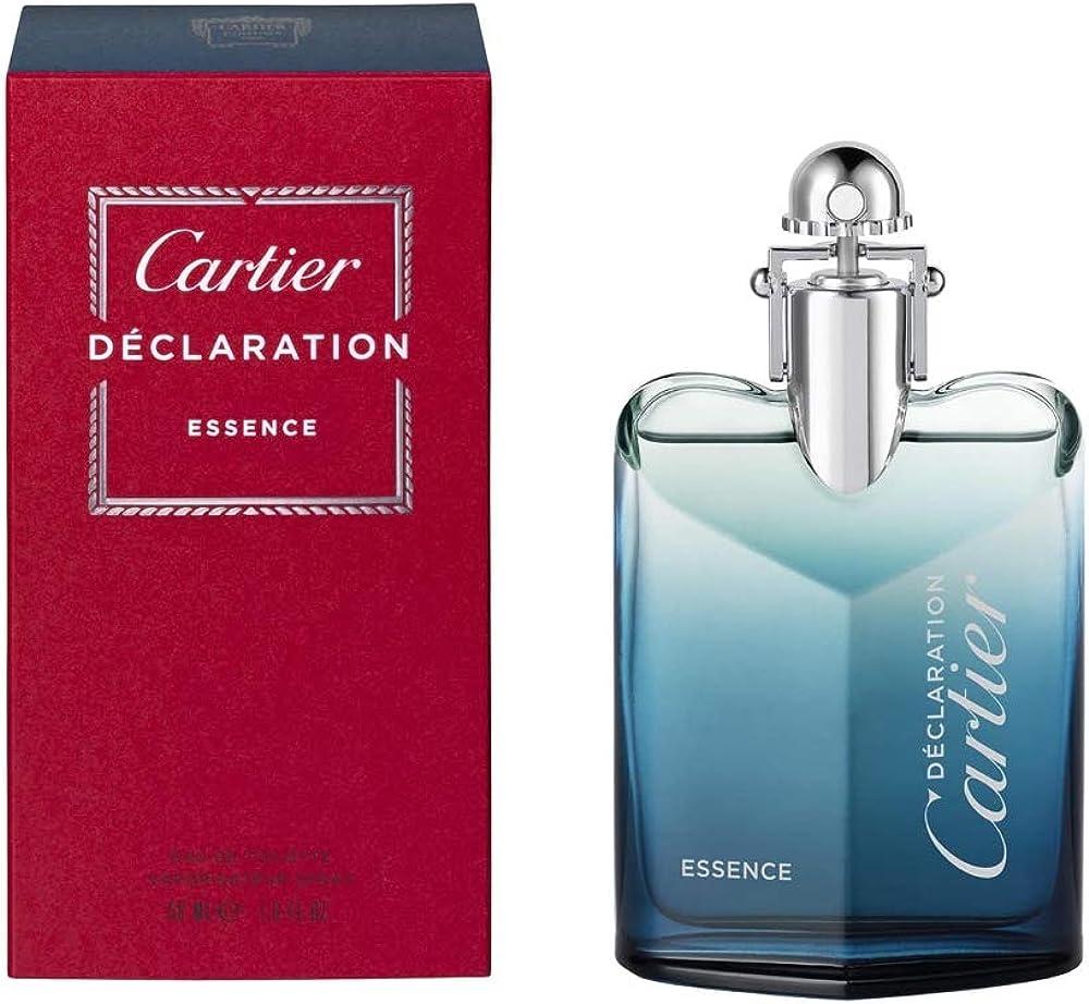 Cartier declaration essence, eau de toilette per uomo, 50 ml CARTIER-013187D