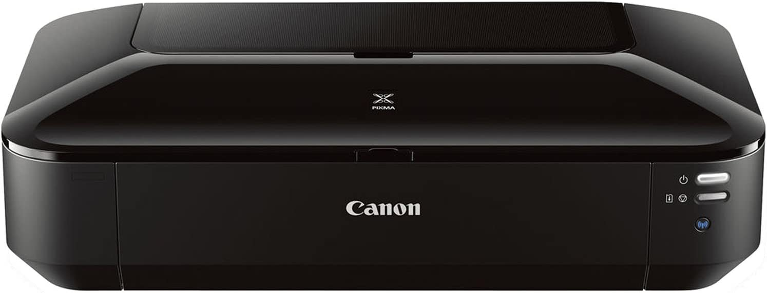 "Canon Pixma iX6820 Wireless Business Printer with AirPrint and Cloud Compatible, Black, 23.0"" (W) x 12.3"" (D) x 6.3"" (H)"