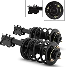 NEW Pair of Front Complete Struts Coil Springs Assembly Replacement w/Mount For 2003-2007 Murano S SE SL Sport