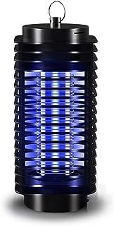 PECHTY Lámpara Antimosquitos,Antimosquitos Electrico Lámpara, Anti MosquitosTranquilo y ecológico Lámpara Anti Mosquitos para Interiores al Aire Libre (10x4.5cm, Negro)