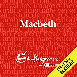 SPAudiobooks Macbeth (Unabridged, Dramatised) audiobook cover art