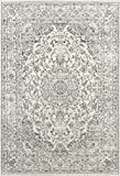 3212 Distressed Silver 7'10x10'6 Area Rug Carpet Large New