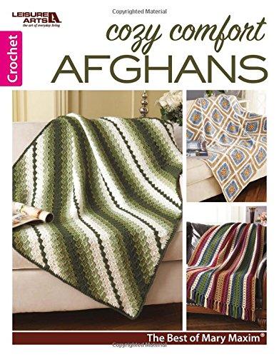 Cozy Comfort Afghans | Crochet | Leisure Arts (7108)