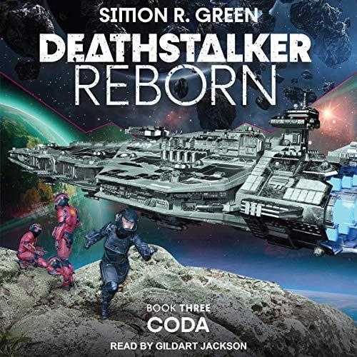 Deathstalker Coda Titelbild