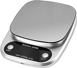 COLFULINE Balance de Cuisine Électronique de Précision Balance Numérique de Cuisine Balance Rechargeable de 3g à 10 kg Bal...