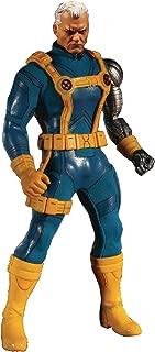 Mezco One: 12 Collective: Marvel Cable (X-Men Version) Action Figure, Multicolor