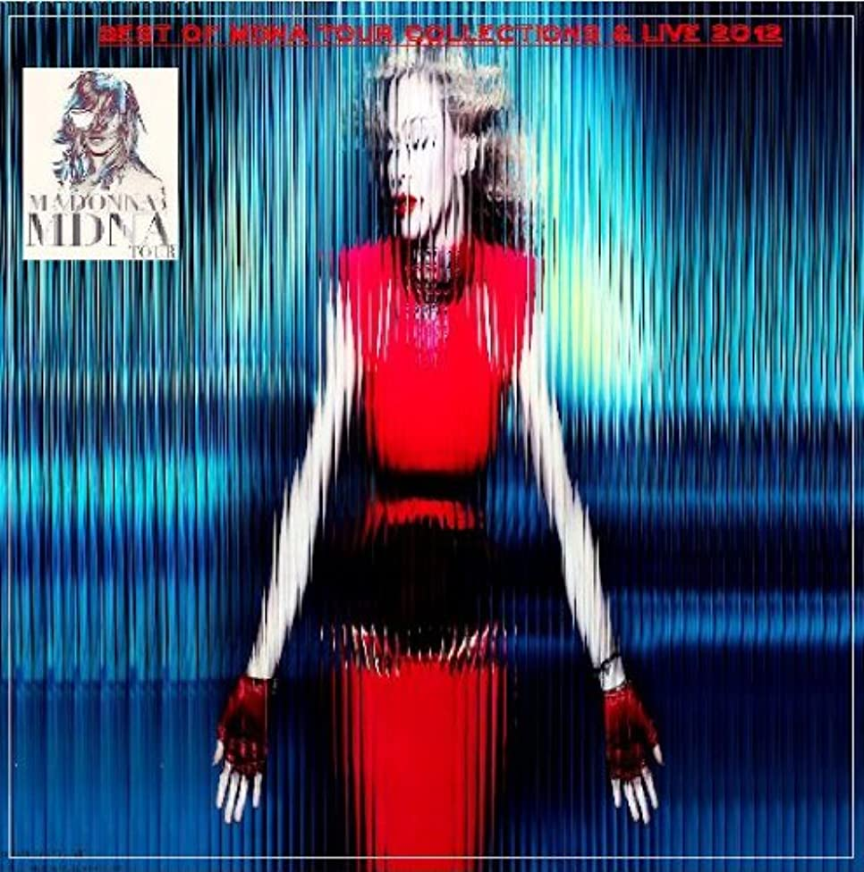 Madonna – Best of Mdna Tour Collections & Live 2012 (Release 2014)