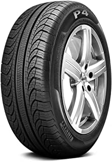 Pirelli P4 Four Seasons Plus Street Radial Tire-P205/55R16 91T