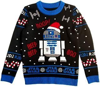 Homme UTTF300/_1 Star Wars Pull de Noël