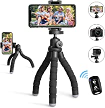 UBeesize Phone Tripod,Portable and Flexible Tripod with...