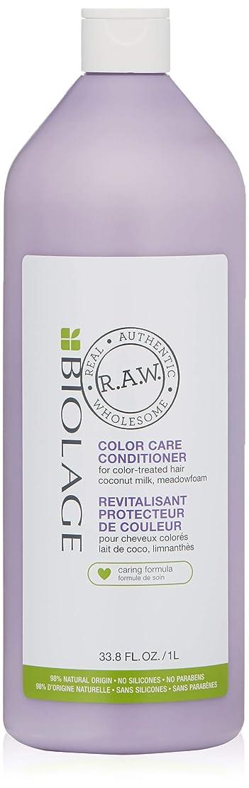 ループ入射殺しますマトリックス Biolage R.A.W. Color Care Conditioner (For Color-Treated Hair) 1000ml/33.8oz並行輸入品