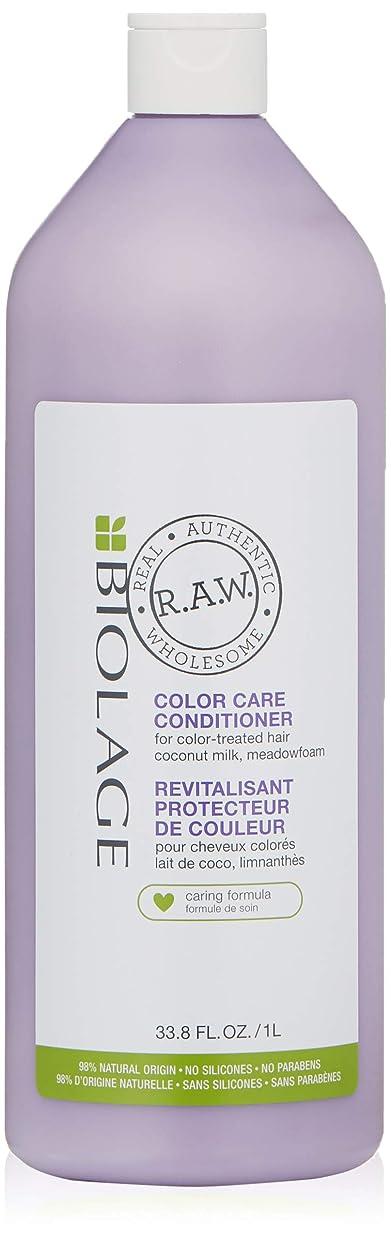 マトリックス Biolage R.A.W. Color Care Conditioner (For Color-Treated Hair) 1000ml/33.8oz並行輸入品