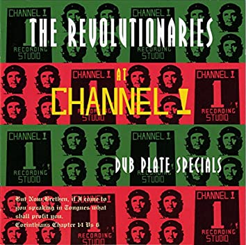 At Channel 1: Dub Plate Specials