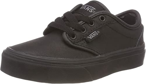 Vans Atwood Leather, Sneakers Basses Garçon