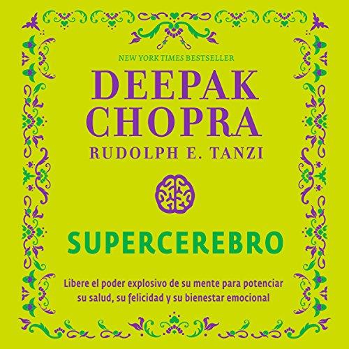 Supercerebro [Super Brain] audiobook cover art