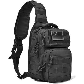 REEBOW GEAR Tactical Sling Bag Pack Military Rover Shoulder Sling Backpack