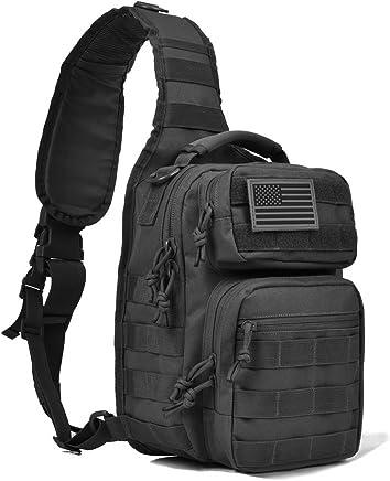 Tactical Sling Bag Pack Military Rover Shoulder Sling Backpack e592879a811e7