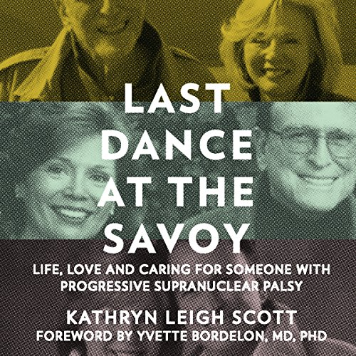 Last Dance at the Savoy audiobook cover art