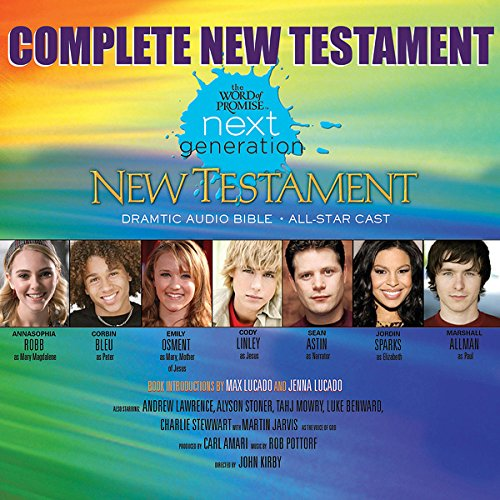 (28) Acts, The Word of Promise Next Generation Audio Bible cover art