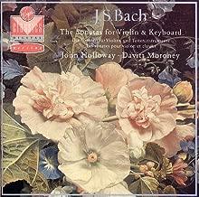 Bach: Sonatas for Violin & Keyboard