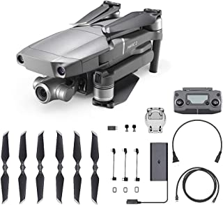 DJI Mavic 2 Zoom Drone Quadcopter with 24-48mm Optical Zoom Camera.