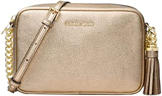 Michael Kors Bag For Women,Gold - Crossbody Bags