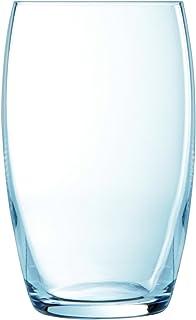 comprar comparacion Luminarc Versailles - Set 6 vasos forma alta, 37 cl