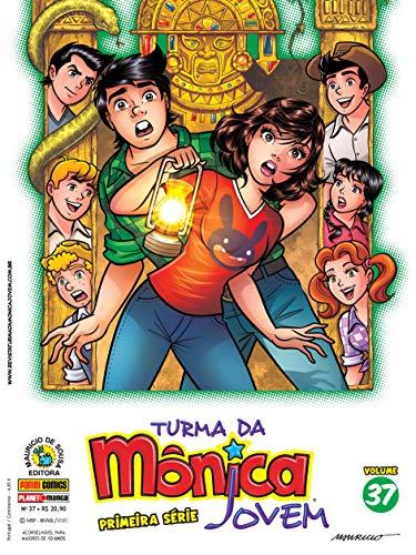 Turma Da Mônica Jovem: Primeira Série Vol. 37: Edições 82, 83 e 84