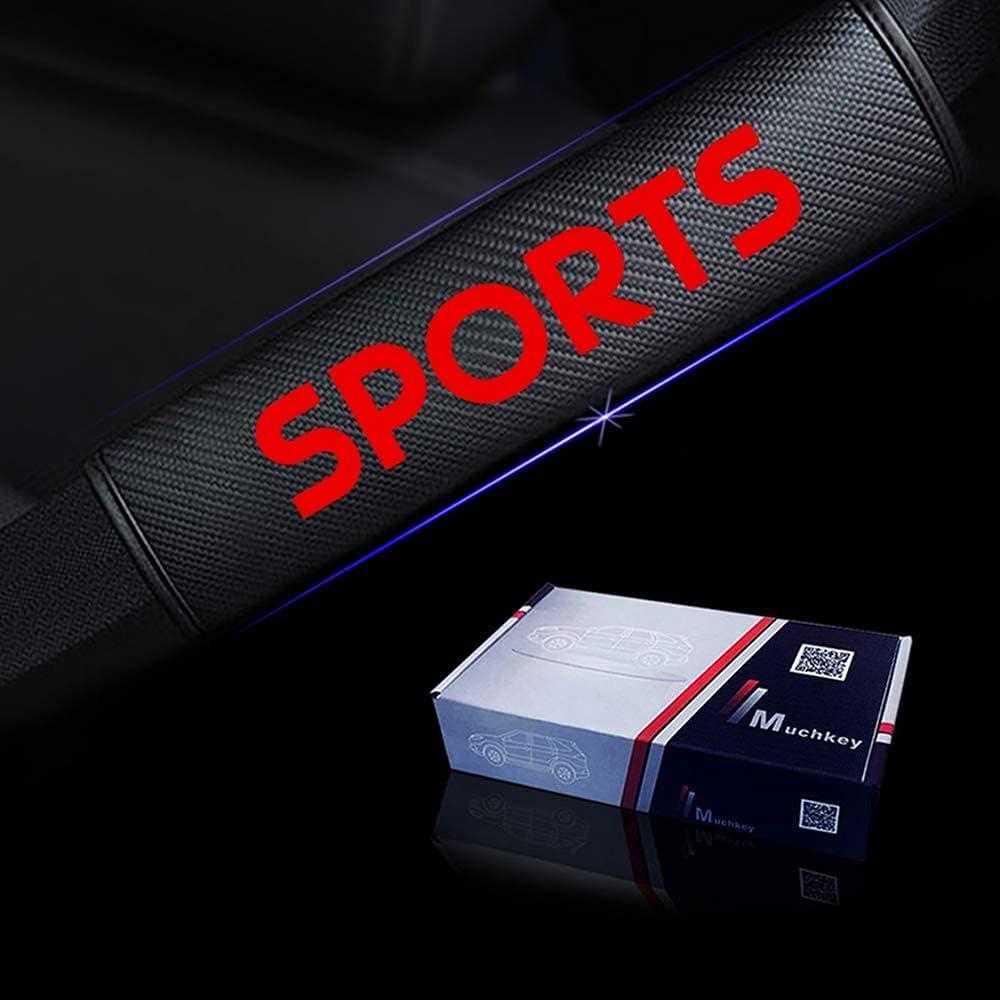 Maidao 2X Car Seat Max 44% OFF Belt Pads for GMC Protector Max 56% OFF Seatbelt Yukon XL