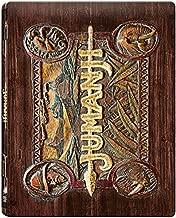 JUMANJI - Steelbook Edition (Region Free Blu-ray) English, Spanish & French Audio & Subtitles - IMPORT