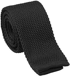 Fashion Men/'s Polka Dot Heart Knit Knitted Tie Slim Skinny Woven UK