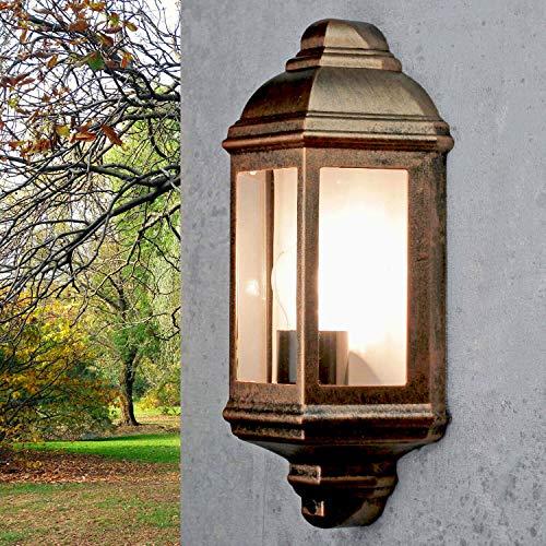 Rustikale Wand Außenleuchte Lampe